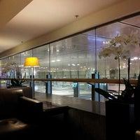 Photo taken at SIA SilverKris Lounge (Terminal 3) by Yasufumi A. on 7/23/2013