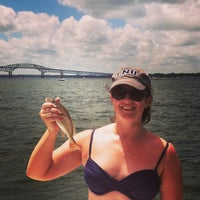Photo taken at Norris Bridge by Ruthie F. on 7/5/2013
