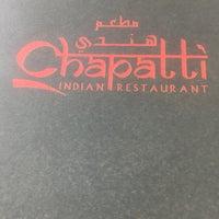 Photo taken at Chapatti by abdullah a. on 10/8/2017