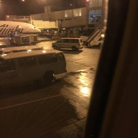 Photo taken at Gate C11 by Chuck J. on 1/27/2016