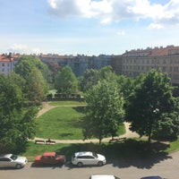 Photo taken at Prague 6 by Hien T. on 5/16/2017