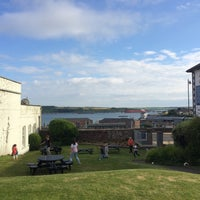 Photo taken at Lord Nelson Hotel Milford Haven by Richard W. on 6/25/2016