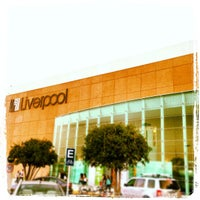 Photo taken at Liverpool by Victor R. on 1/27/2013