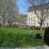 Das Foto wurde bei Flohmarkt Am Hohen Ufer von Tünde M. am 3/29/2014 aufgenommen
