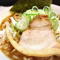 Photo taken at つけ麺 まぜ郎 ぎんや 砂田橋店 by はまちう on 8/6/2017