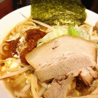 Photo taken at つけ麺 まぜ郎 ぎんや 砂田橋店 by はまちう on 9/30/2017