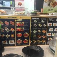 Photo taken at Sushi Sushi by Panadda W. on 8/8/2016