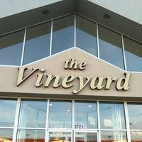 Photo taken at The Vineyard by Jimbo T. on 2/7/2013