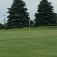 Photo taken at Northern Links Golf Course by Kristin V. on 7/1/2016