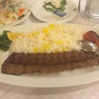 Photo taken at Shabestan Restaurant | رستوران شبستان by Gholamreza k. on 5/14/2016