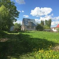 Photo taken at Барановка by Екатерина Б. on 5/17/2016