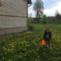 Photo taken at Барановка by Екатерина Б. on 5/14/2016