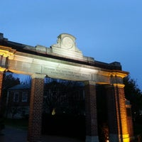 Photo taken at Ohio University by Brian P. on 11/3/2012