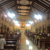 Photo taken at Aquinas Church by Laurenz Gerald C. on 2/2/2016