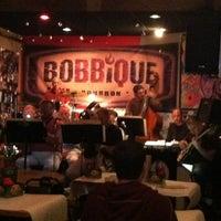 Photo taken at BOBBiQUE by Angela C. on 5/22/2013