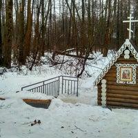 Photo taken at Жуковка by Корнелий У. on 2/21/2017