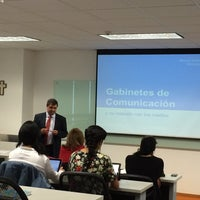 Photo taken at Posgrados by Iñaki S. on 9/5/2014