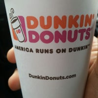 Photo taken at Dunkin' Donuts by José A. L. on 1/29/2018