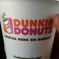 Photo taken at Dunkin' Donuts by José A. L. on 3/9/2018