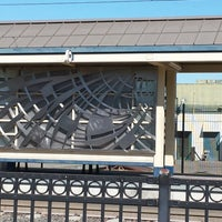 Photo taken at Bascom VTA Station by Sue H. on 8/1/2014