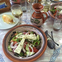 Photo taken at Taverna Michel by Johannes H. on 7/7/2015
