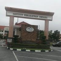 Photo taken at Institut Perakaunan Negara by Iqa R. on 1/23/2017