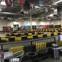 Photo taken at Pole Position Raceway Corona by Lourdes S. on 8/9/2016