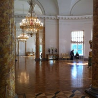 Снимок сделан в Александровский дворец пользователем Dionisiy 9/19/2012
