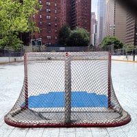 ... Photo Taken At Stanley Isaacs Park / Paul L. McDermott Roller Hockey  Rink By QueKay09 ...