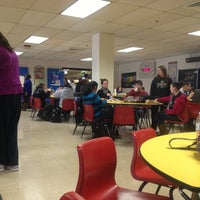 Photo taken at RHHS Cafeteria by Eileen R. on 3/26/2013