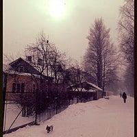Photo taken at Лесок by K. L. on 3/11/2013