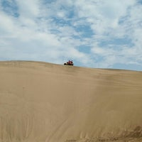 Photo taken at Dunas Chachalacas by Gisel R. on 1/31/2016