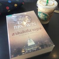 Photo taken at Starbucks by Kulnida B. on 2/11/2017