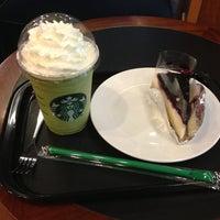 Photo taken at Starbucks by Nutthaya L. on 5/17/2013