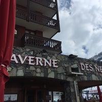 Photo taken at La Taverne des Neiges by Stephan S. on 4/4/2017