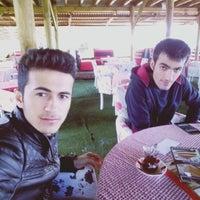 Photo taken at Talya cafe by Yusuf Ö. on 10/21/2016