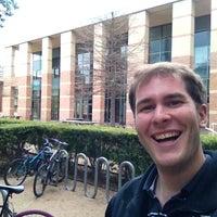 Photo taken at Hanszen College (Rice University) by Ian E. on 12/23/2014