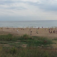 Photo taken at Beach Volleyball Camp Side by Дмитрий С. on 10/31/2012