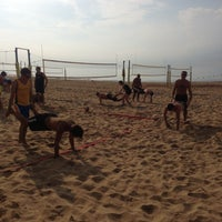 Photo taken at Beach Volleyball Camp Side by Дмитрий С. on 11/1/2012