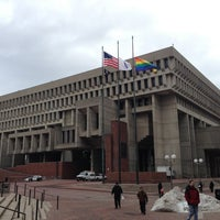 Photo prise au City Hall Plaza par paddy M. le3/28/2013