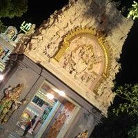 Photo taken at Sri Raja Rajeswary Temple by Hareesh K. on 1/9/2016