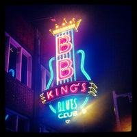 Photo taken at B.B. King's Blues Club by Matt P. on 1/11/2013