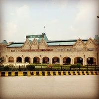 Photo taken at Rāwalpindi Railway Station by Hashim A. on 8/28/2013
