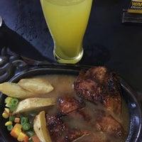 Photo taken at Waroeng Steak & Shake by Qiela L. on 11/24/2016