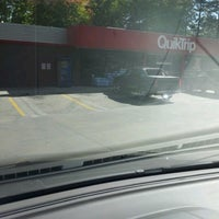Photo taken at QuikTrip by Brian N. on 10/25/2012