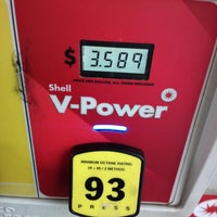 Photo taken at Shell by Bill M. on 2/13/2013