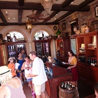 Photo taken at Enoteca Castello by Bill M. on 8/6/2017