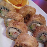 Photo taken at Ru San's Japanese Sushi & Cuisine by Bill M. on 2/23/2013