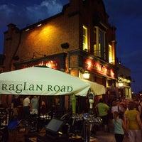 Photo taken at Raglan Road Irish Pub by Bill M. on 10/20/2012