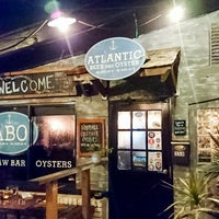 Photo taken at Atlantic Beer & Oyster by Bill M. on 9/30/2017